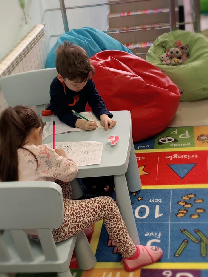 Частна детска занималня с предучилищна група в София