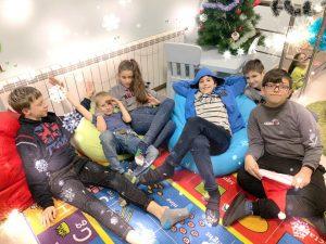 Коледа в частна занималня Brain Academy