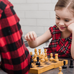 частна занималня с шах