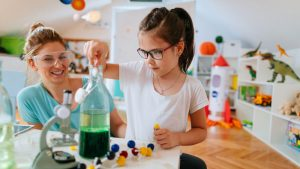 научни опити за деца